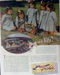 body by fisher 1940 dionne quintuplets big turret top car vintage ad