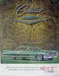 cadillac 1961 harry winston coupe de ville jeweled v car vintage ad