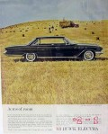 buick 1961 electra 225 rivera sedan acres of room gm car vintage ad