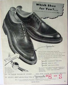 barbour welting co 1949 which shoe for you stormwelt mens vintage ad
