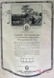 pierson u-bar company 1917 f w fabyan buzzards bay ma vintage ad
