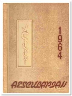 baylor university college of medicine houston tx 1964 yearbook