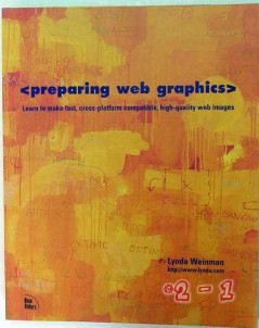 preparing web graphics lynda weinman cross platform images book