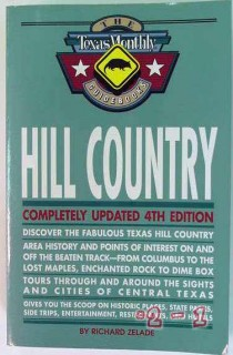 hill country tx texas richard zelade history sites travel book