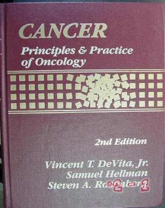 cancer principles practice of oncology devita medical book