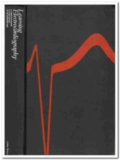 learning electrocardiography by jules constant md signed book