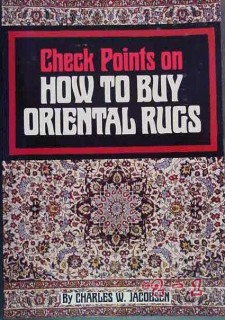 how to buy oriental rugs charles jacobsen check points book