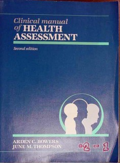 clinical manual of health assessment bowers and thompson medical book