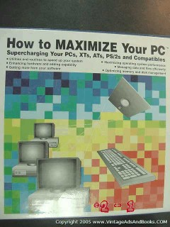 how to maximize your pc xt at ps computer supercharging guide book