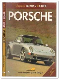 porsche dean batchelor randy leffingwell illustrated buyers guide book