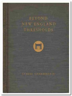 beyond new england thresholds samuel chamberlain ma ct nh book