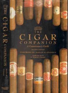 cigar companion connoisseurs guide anwer bati simon chase book