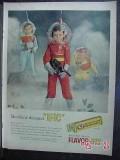 beech nut gum 1958 martian kids ific vintage ad