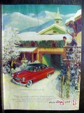plymouth 1953 belvedere sun valley id car vintage ad