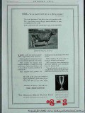 american jersey cattle club 1925 dairy milk cow vintage ad