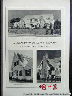 charming country cottage rockville center long island ny 1922 article