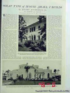 house building 1926 architecture ct fl vintage article