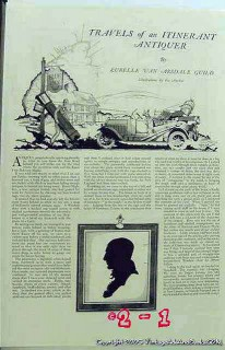 antiques 1925 lurelle van arsdale guild vintage article