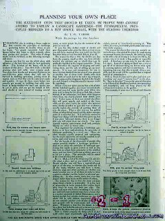 planning your home and landscape 1906 gardening vintage article