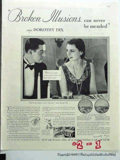 lux soap 1931 dorothy dix beautiful skin vintage ad