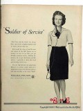 bell telephone system 1943 war calls ww2 soldier of service vintage ad