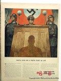 american locomotive 1942 nazi court ww2 vintage ad