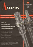 Axelson Mfg Company 1951 Vintage Ad Petroleum Oil Pumping Equipment