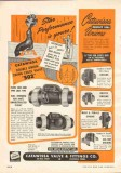 Catawissa Valve Fittings Company 1951 Vintage Ad Oil Well Double Union