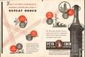 Petro-Chem Development Company 1951 Vintage Ad Oil Gas Repeat Order