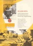 National Lead Company 1959 Vintage Ad Oil Baroid Mud Success Beginning