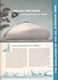 Chicago Bridge Iron Company 1959 Vintage Ad Oil Gas Storage Steel Tank