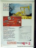 Lufkin Industries Inc 1977 Vintage Ad Oil Pumping Units Why Advertise