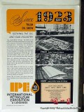 International Petroleum Exposition 1977 Vintage Ad Oil Gas Industry