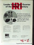 Hydrocarbon Research Inc 1977 Vintage Ad Energy Leader Quarter Century