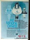 Autoclave Engineers Inc 1977 Vintage Ad Magnetic Actuated Drive System