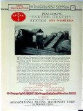 pennsylvania mining machinery corp 1928 coal dry washer vintage ad