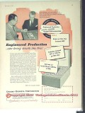 Cherry-Burrell Corp 1951 Vintage Ad Ice Cream Engineered Production