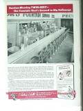 Bastian-Blessing Company 1951 Vintage Ad Ice Cream Fountain Drug Store