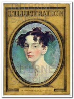 la princesse lieven 1938 thomas lawrence cover portrait print