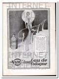 4711 1930 french cologne sante et beaute vintage ad