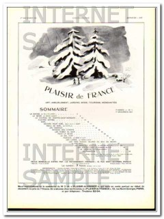 pleasures of france 1934 french art furniture gardens print