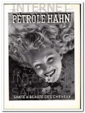 petrole hahn 1936 french woman healthy beautiful hair care vintage ad