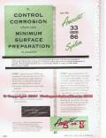 Amercoat Corporation 1955 Vintage Ad Oil Gas Vinyl Corrosion Control