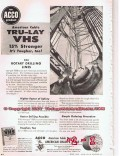 American Chain Cable 1955 Vintage Ad Oil Tru-Lay Oil Well Tools