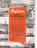 Black Sivalls Bryson Inc 1955 Vintage Ad Oil Refinery Confidence