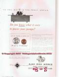 Ajax Iron Works 1955 Vintage Ad Oil Gas Engine Power Pumps Drilling