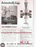 A-1 Bit Tool Company 1955 Vintage Ad Oil Well Drilling Valve Petroleum