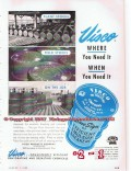 Visco Products Company 1955 Vintage Ad Oil Field Chemicals Where When
