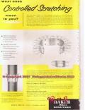 Baker Oil Tools Inc 1955 Vintage Ad Petroleum Drilling Wall Scratcher