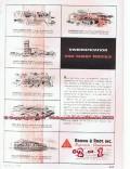 Brown Root Inc 1955 Vintage Ad Oil Diversification Sharp Pencils